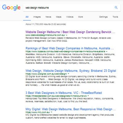 Low cost web site design Melbourne Web Page Design Melbourne